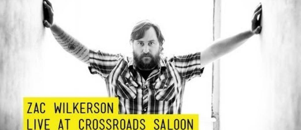 Zac Wilkerson | Muddy Water | LIve at Crossroads Saloon