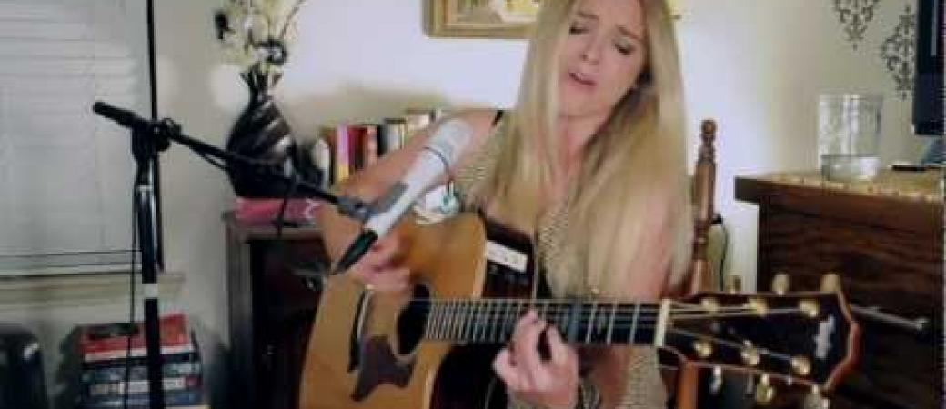 Crazy - Gnarls Barkley | Under The Covers With Kimberly Dunn