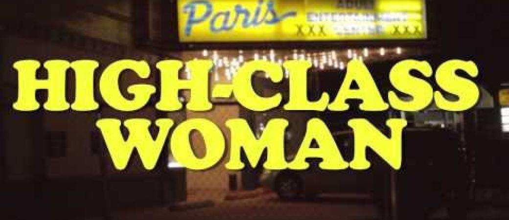 Thelma and The Sleaze - High Class Woman (OFFICIAL MUSIC VIDEO HD)