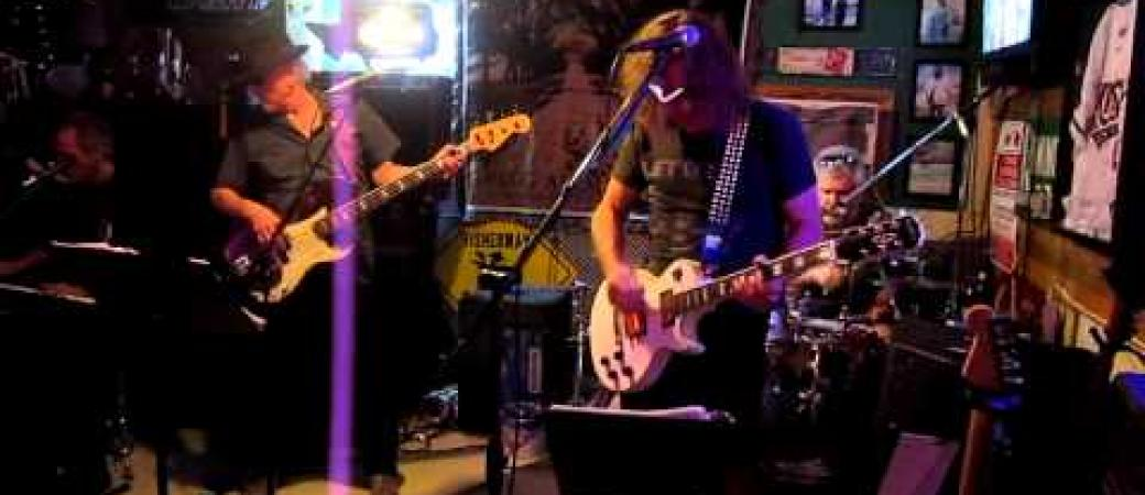 Thrill is Gone - Texas Blues Rangers 03.31.12