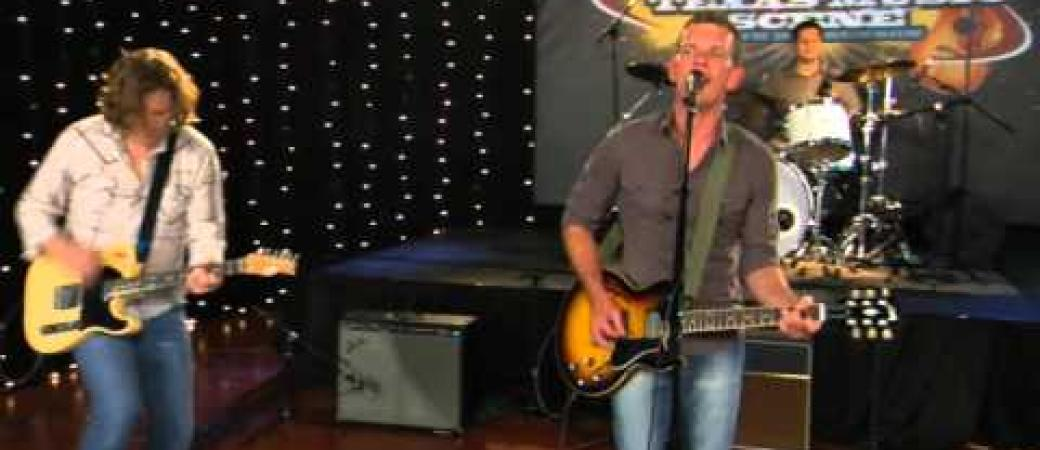 "Rodney Parker performs ""Guitars"" on the Texas Music Scene"