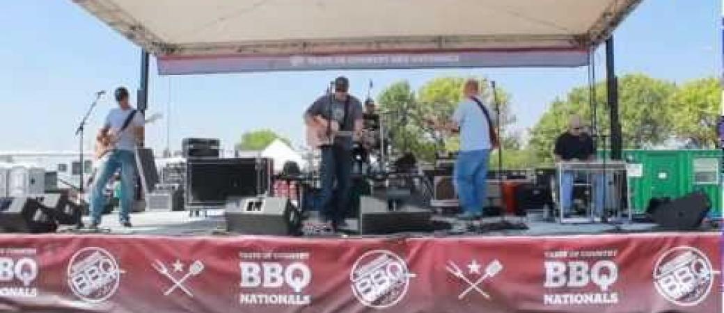 The Flying Elbows Live @ Taste of Country BBQ