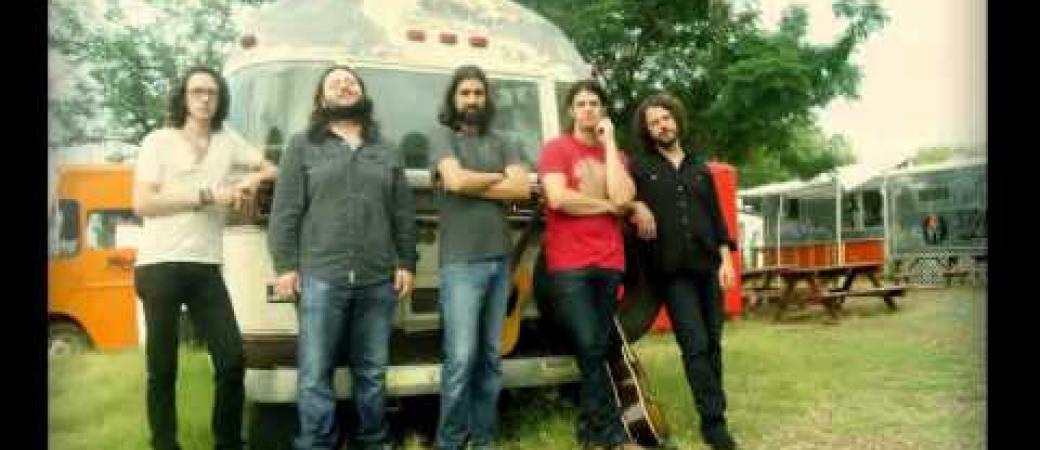 The Band Of Heathens - Hurricane