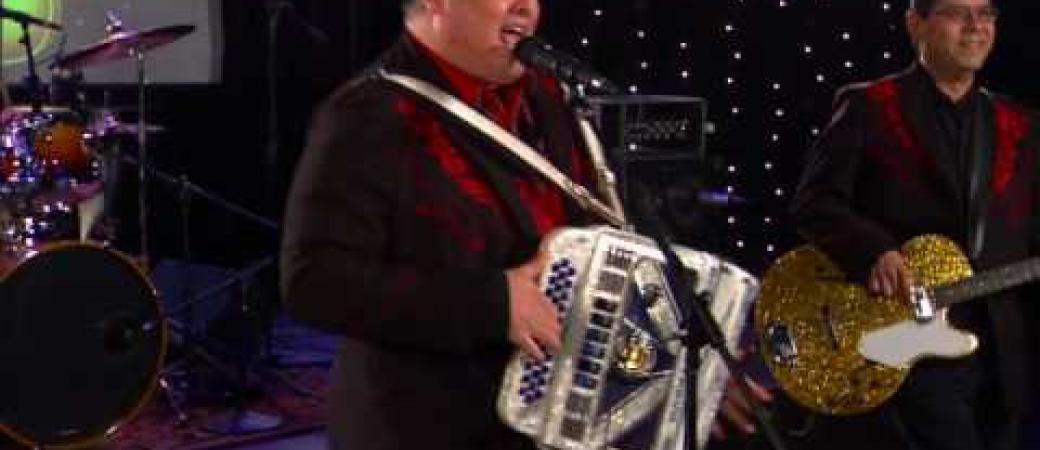 "Tejas Brothers perform ""Boogie Woogie Mamacita"" on Texas Music Scene TV"