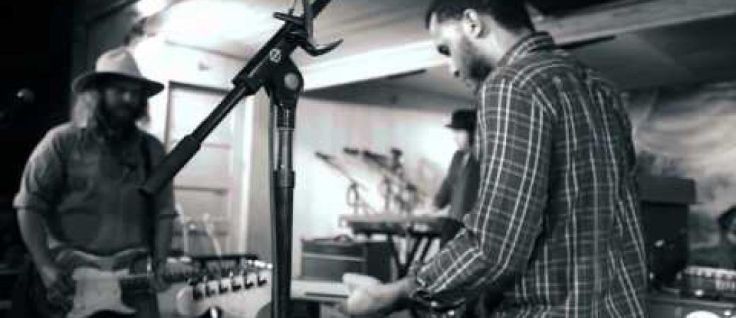Aaron Stephens Live @ Gruene Hall 11-23-13