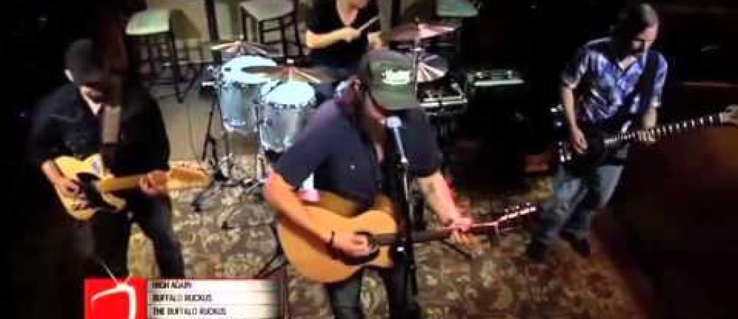 "The Buffalo Ruckus ""High Again"" Live from Troubadour Texas Listening Room"